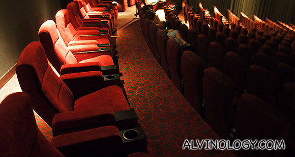 The Grand Seats