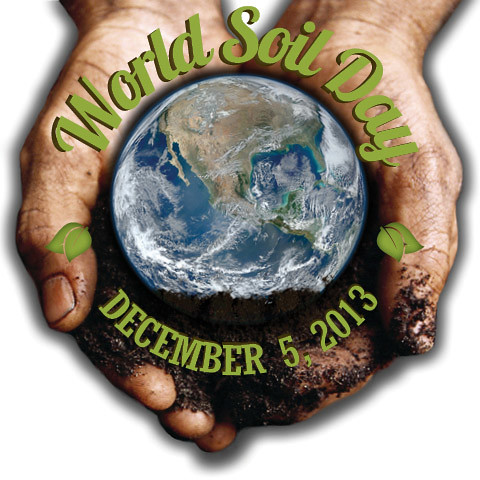NRCS joins others to celebrate World Soil Day on Dec. 5.
