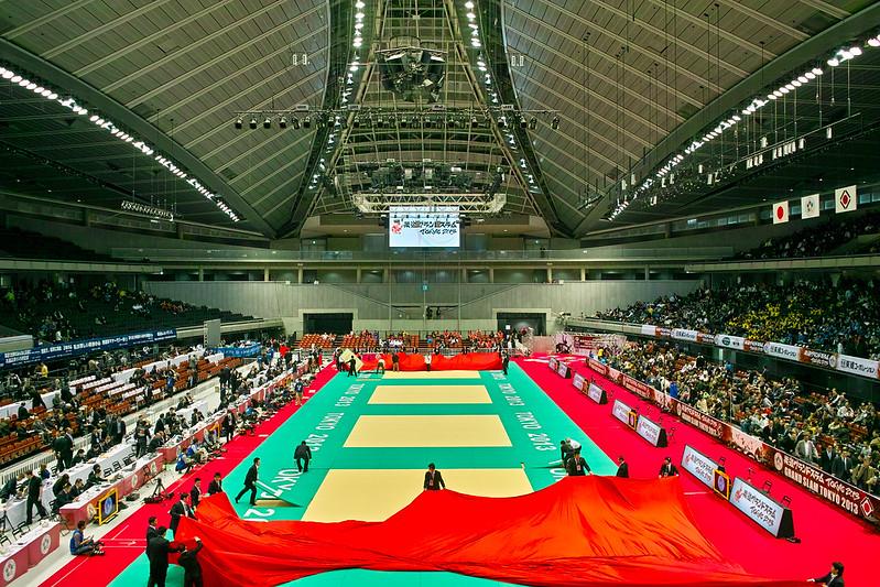 柔道グランドスラム東京2013 #2