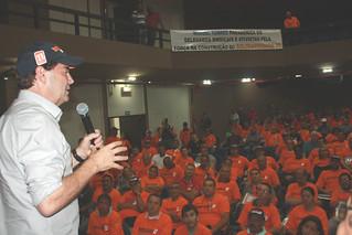 O presidente do Solidariedade, deputado Paulinho da Força, dá os trabalhos como encerrados