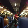 All aboard!! Polar Express!