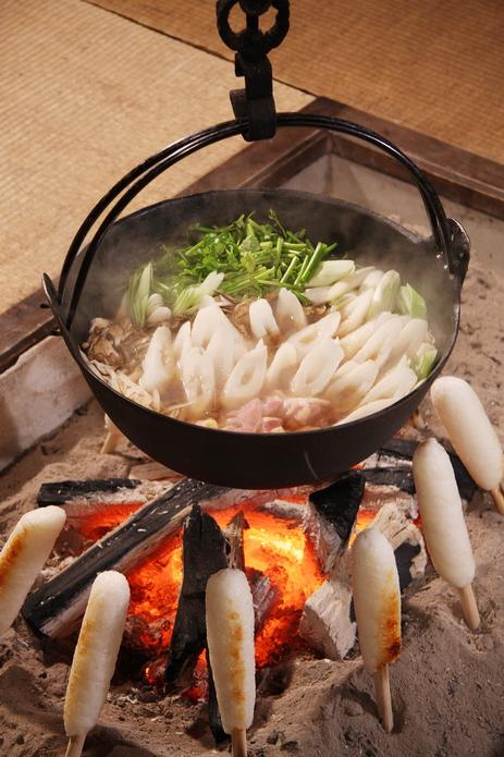 烤米棒(Kiritanpo) (2)