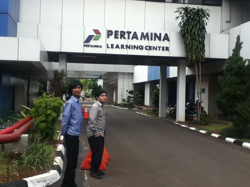 Di Pertamina Learning Center