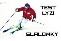 Test lyží pro SL a krátký oblouk 2013/14