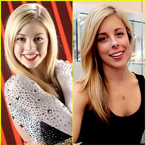 Gracie Gold, left, and Ashley Wagner