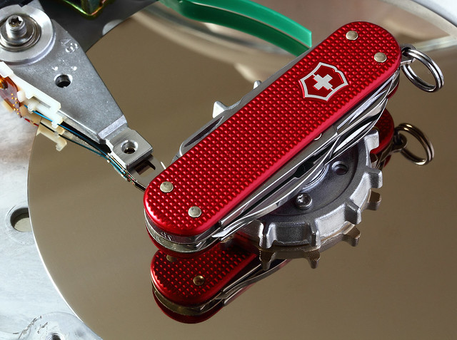 Victorinox Minichamp Alox Flickr Photo Sharing