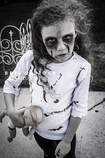 Little Zombie Girl