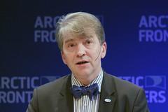 Arctic Council Secretariat Director Magnus Johannesson