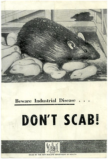 Don't Scab! 1951 Waterfront Dispute