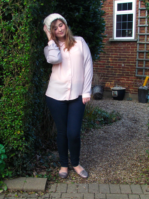 Colour Block Primark Shirt