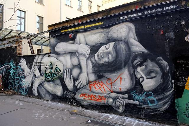 mural | alaniz | berlin . haus schwarzenberg