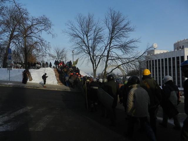 Сотни Майдана