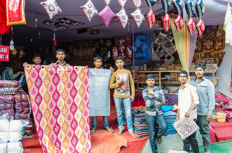 Shopping Numaish Hyderabad