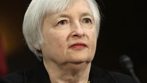 Janet Yellen: Đừng gọi tôi là 'Nữ Chủ tịch'