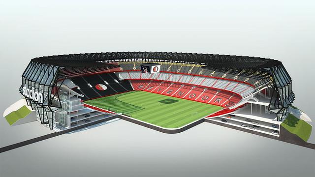 Feyenoord Stadion MVSA VolkerWessels 4