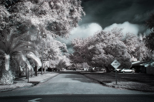 No Outlet (Infrared)