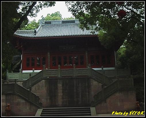 杭州 吳山天風景區 - 015 (城隍閣)