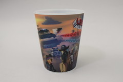 McDonald's The LEGO Movie Bad/Good Cop Cup