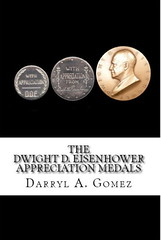 Eisenhower Appreciation Medals