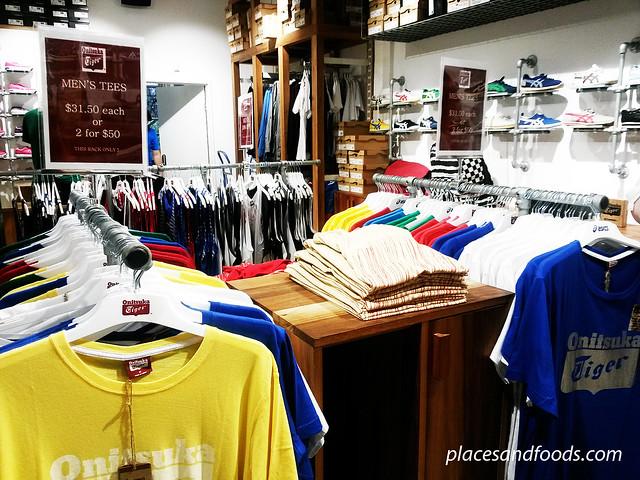 onitsuka tiger shop birkenhead point apparels