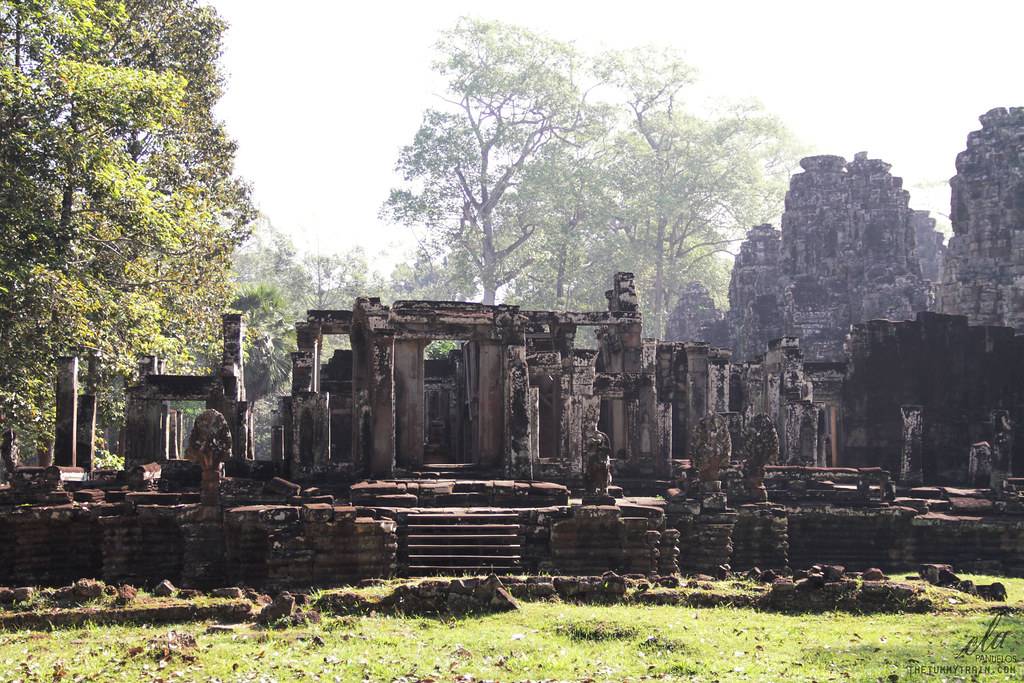 12791037913 15be62bd65 b - Cambodia 2013: Affirming my appreciation for ruins in the Temples of Bayon and Ta Prohm