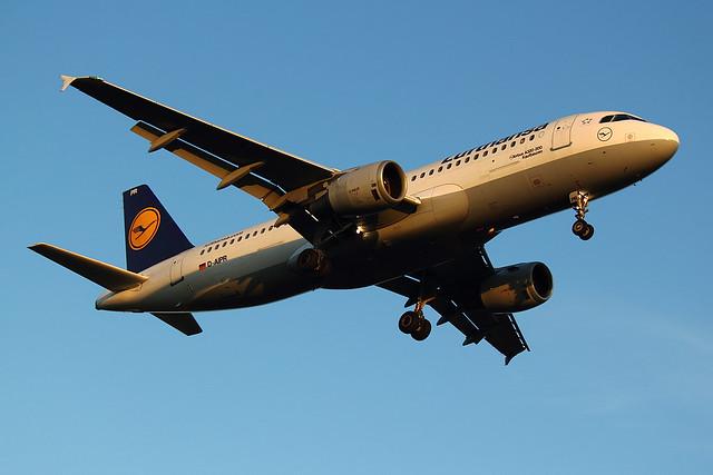 Lufthansa - A320 - D-AIPR
