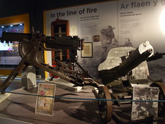 Firing Line Exhibition at Cardiff Castle