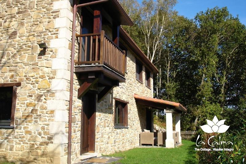 Fotos calma cottage la calma - Casas con encanto asturias ...