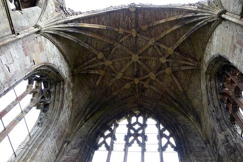 The Presbytery Ceiling