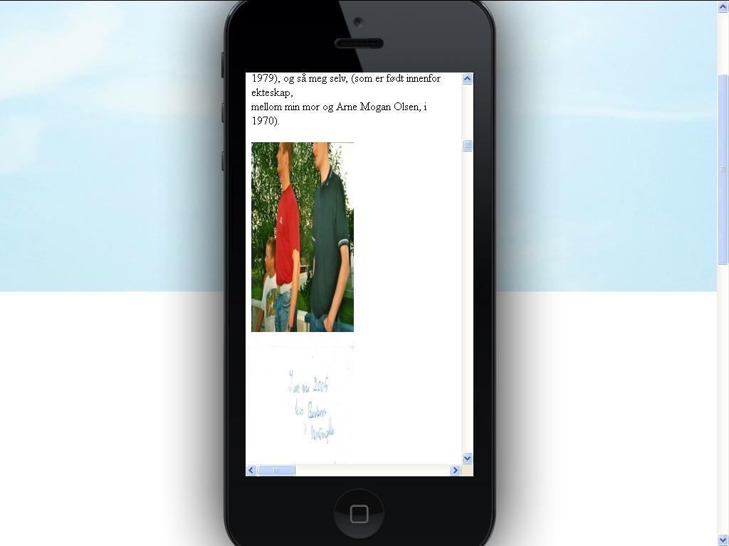 bildet kan sees på mobil