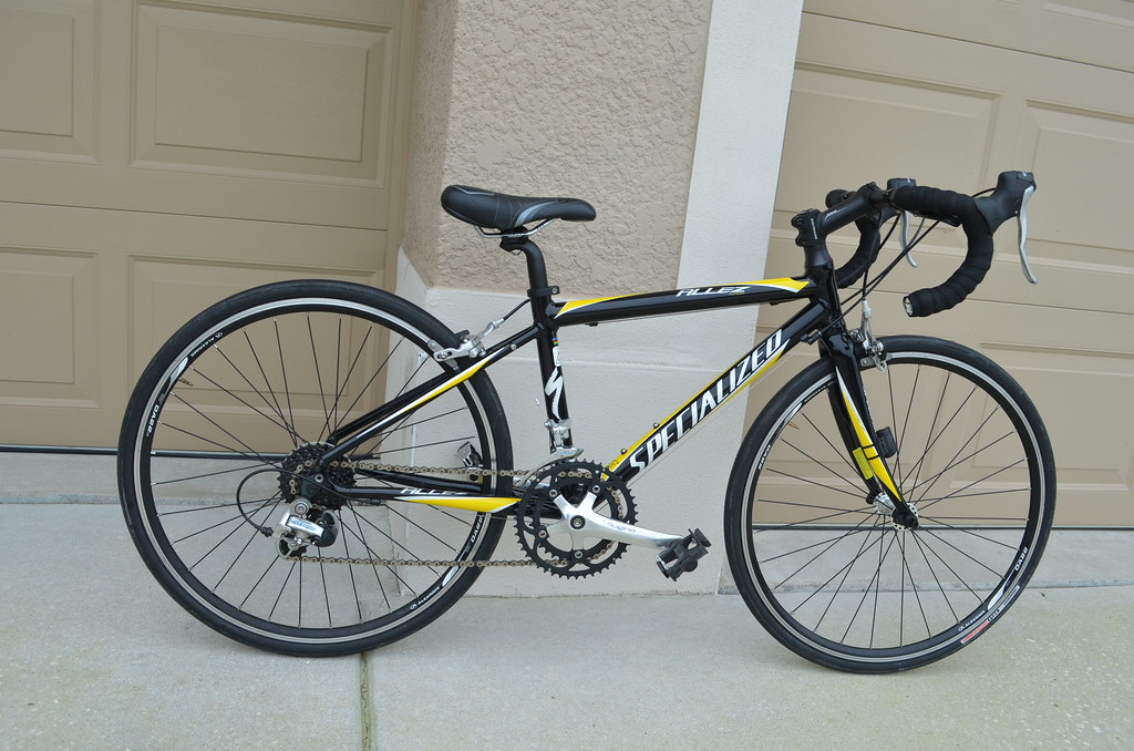 specialized allez junior tampa bike trader
