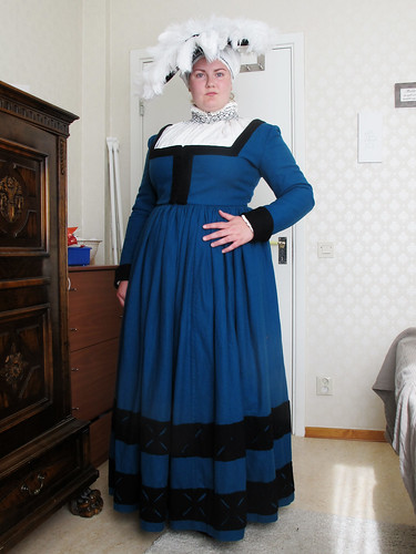 16th century German dress - 134
