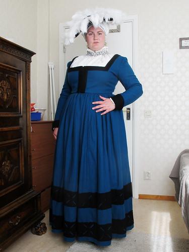 16th century German dress - 134