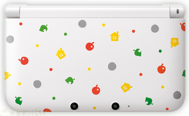 Guide des consoles nintendo 3ds collectors s rie animal - Animal crossing new leaf consoles ...