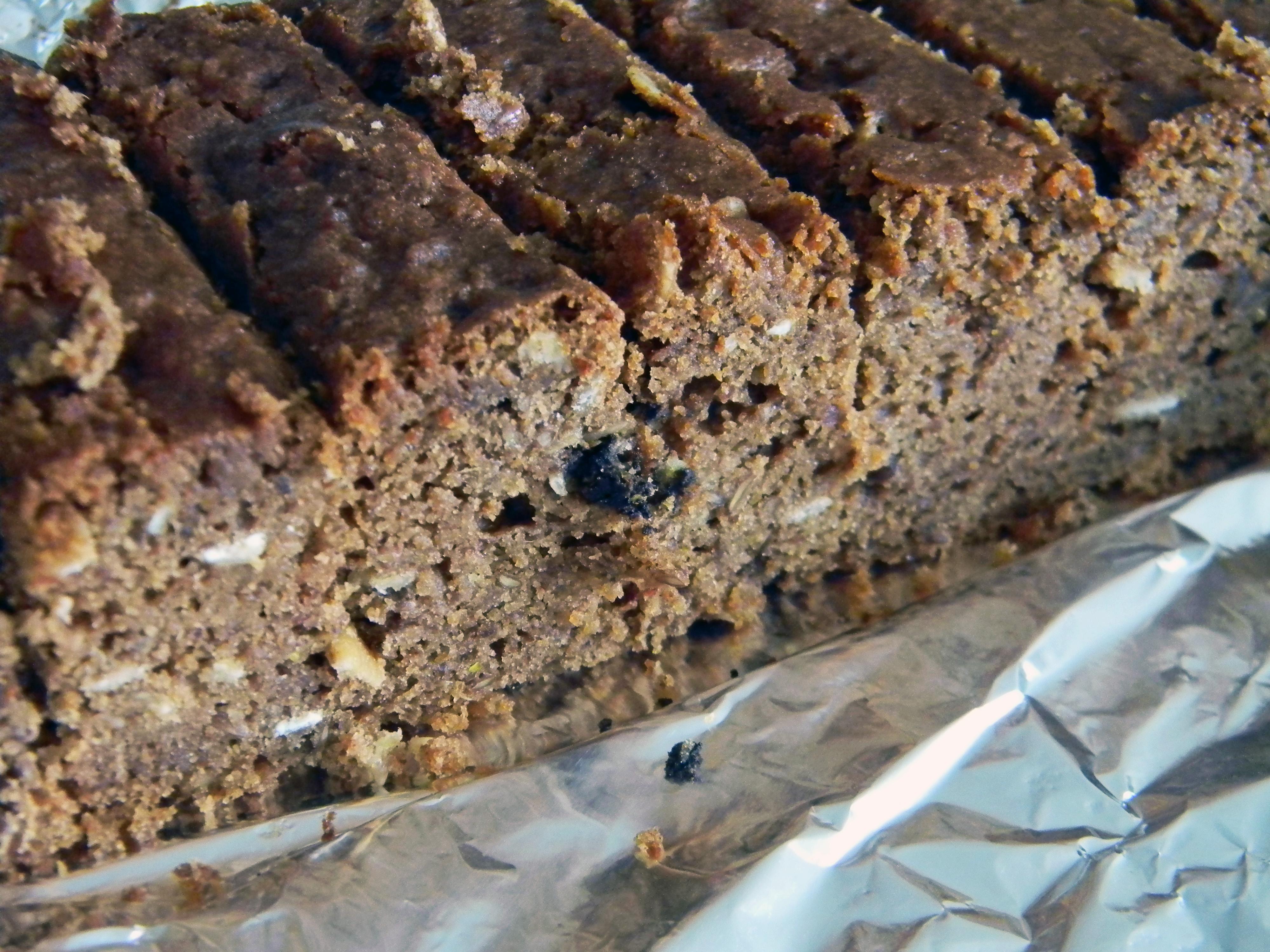 Dark Spice Cake