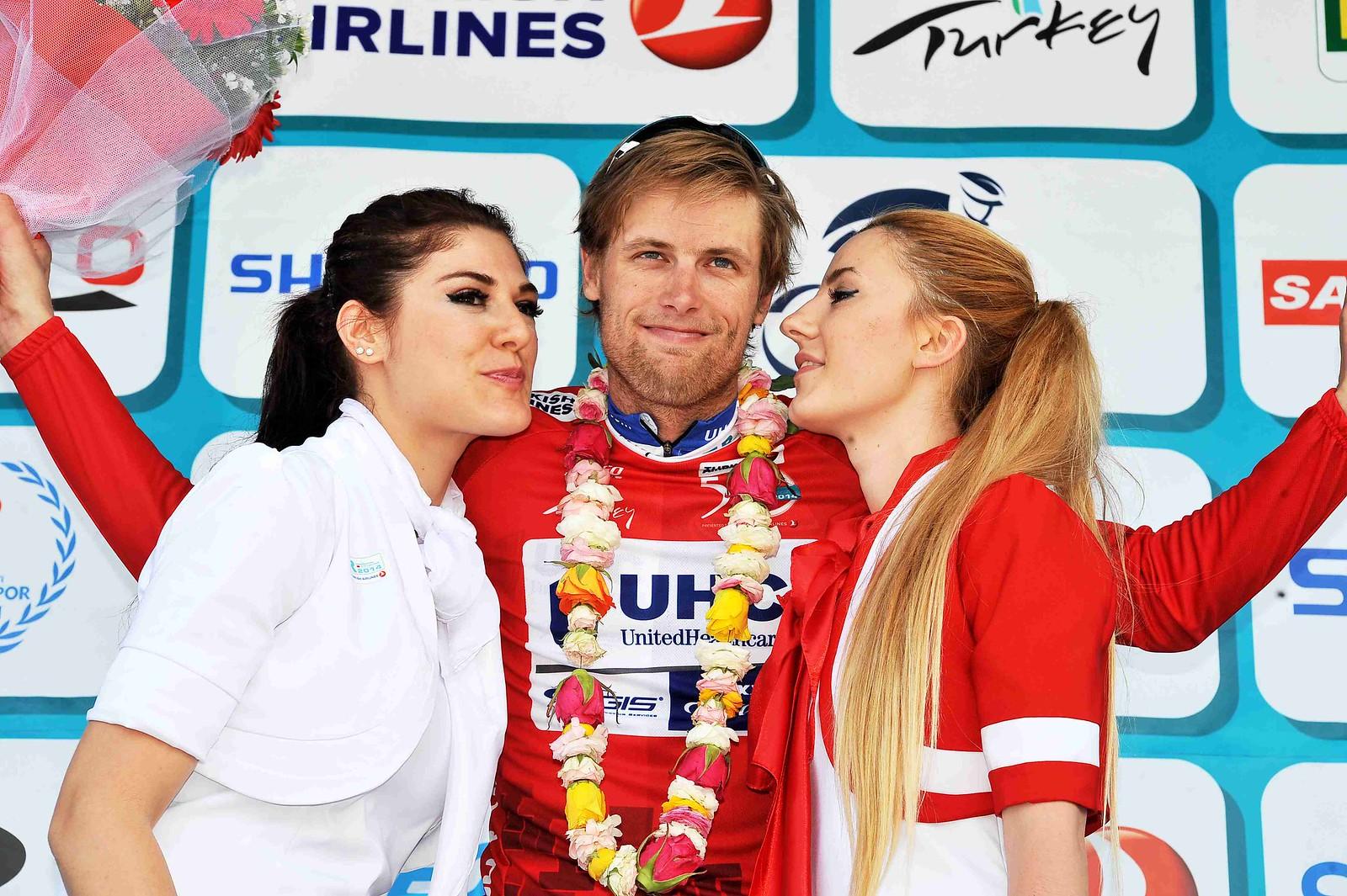 Mark De Maar TUR best climber