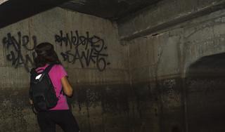 dsankt graffiti tag