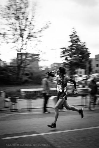 Hamburg Marathon 2014 - Fuji X100S with WCL-X100