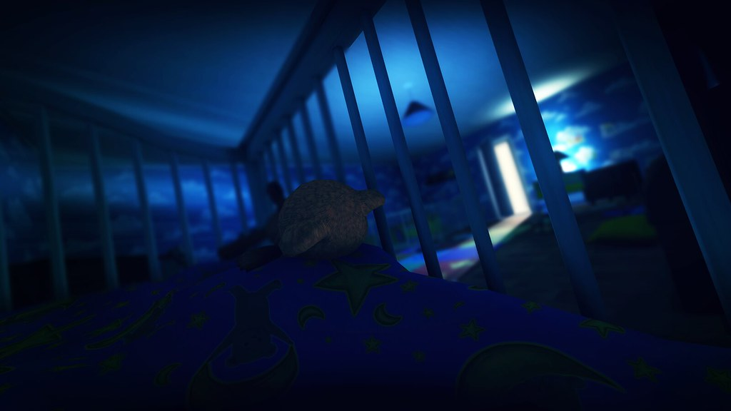 Among the Sleep screen