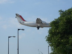 1999 CityJet BAe 146/ Avro RJ85 EI-RJJ