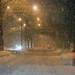 Snowy Drive by caribb