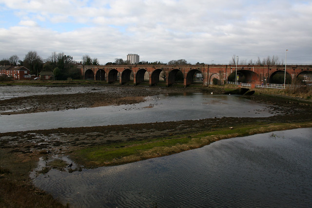 The Wallington River at Fareham