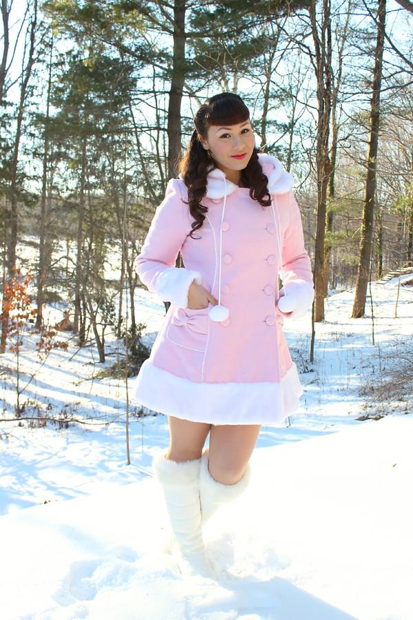 sarah jane coat hell bunny