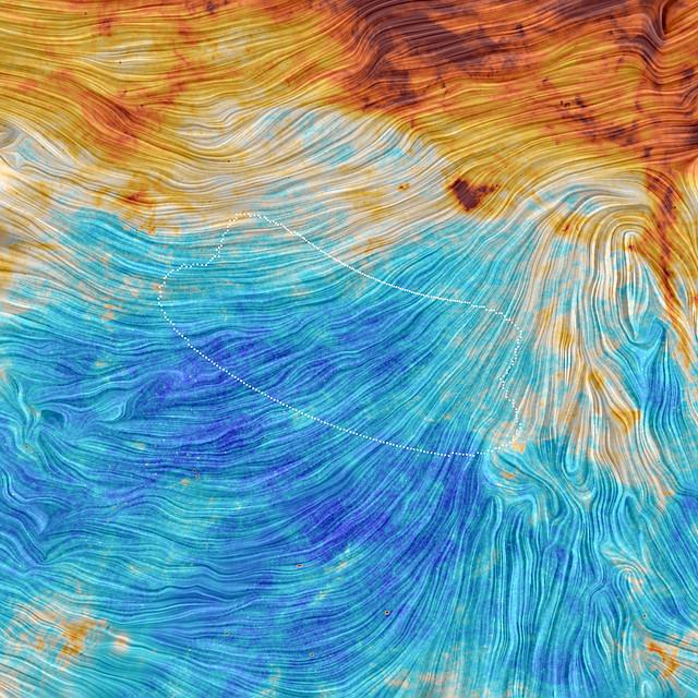 Milky Way galaxy Cosmic Inflation