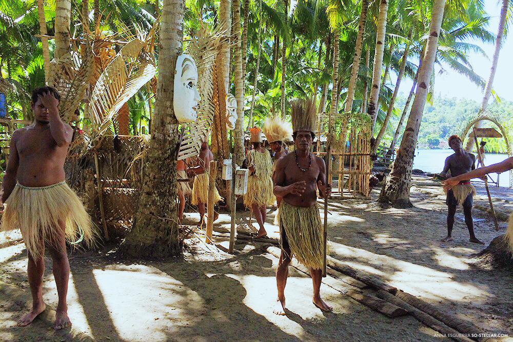 Ati Tribe members