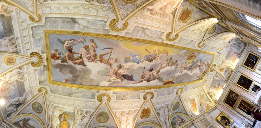 Borghese Ceiling Panorama