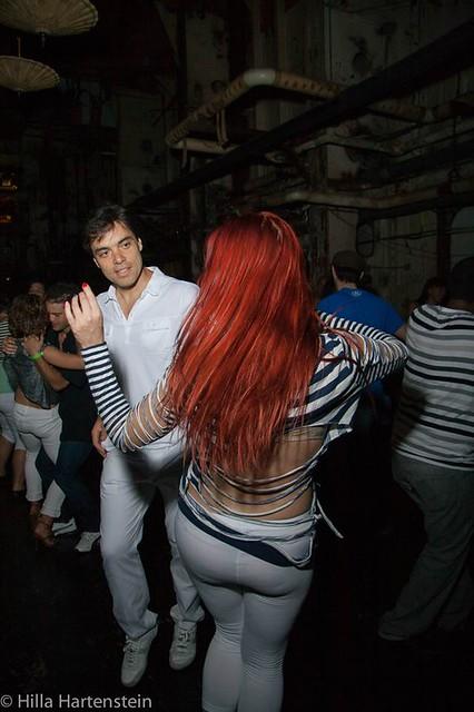 LA party sailor