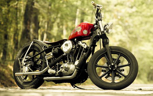 1975 harley davidson sportster | WallpaperDownload.info
