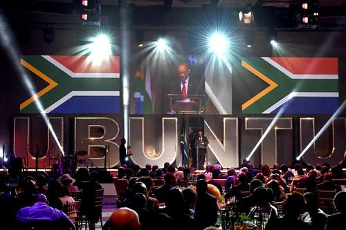 President Jacob Zuma attends Inaugural Ubuntu Awards, 14 Feb 2015