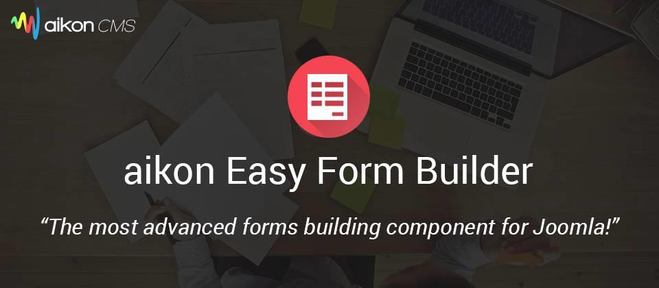 aikon Easy Form Builder